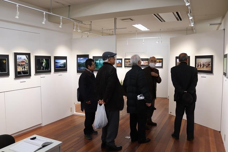 【レポート】第17回「IPCC写真倶楽部展」、銀座で開催