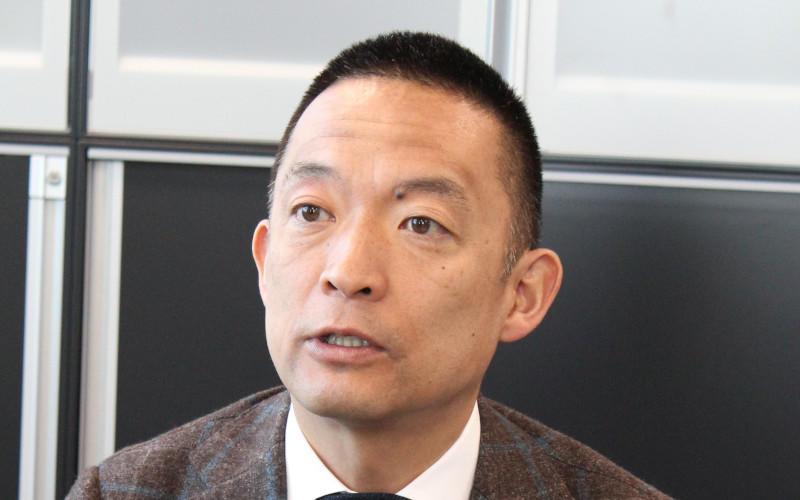 東京都渋谷区長 長谷部 健氏