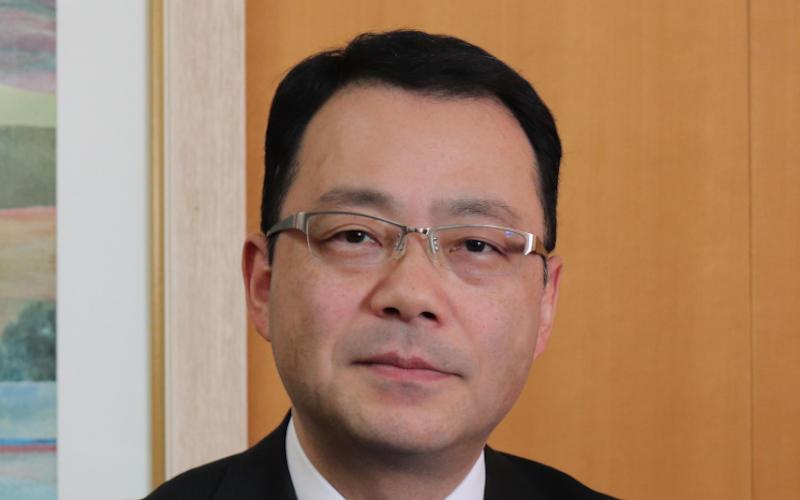 関東経済産業局長  ・⻆野然生氏