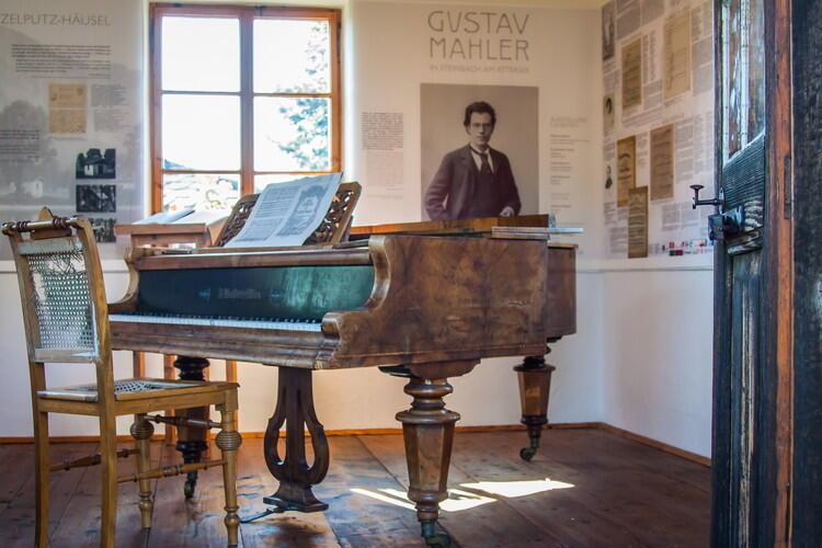 シュタインバッハにあるマーラーの作曲小屋