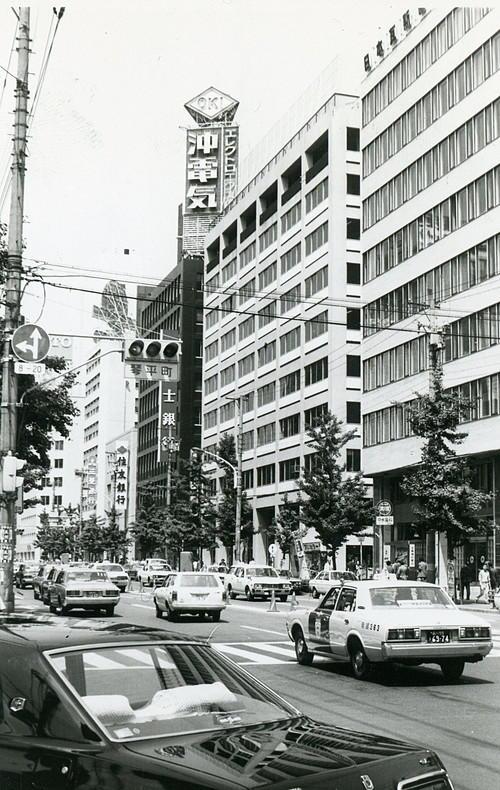 1978年の虎ノ門